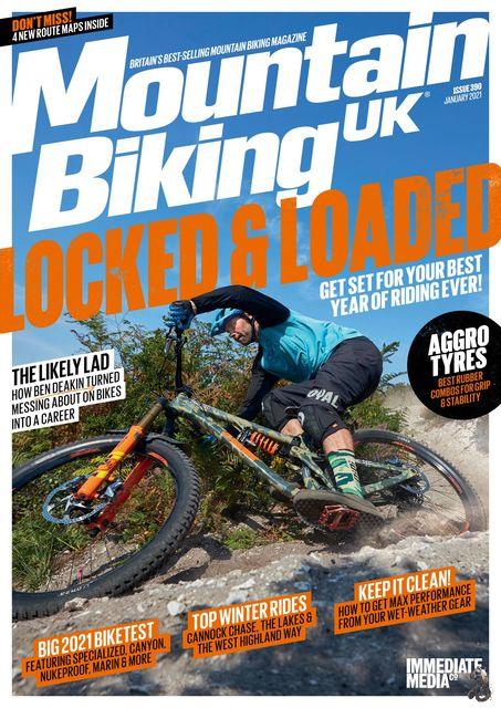 Mountain Biking UK issue 01/2021