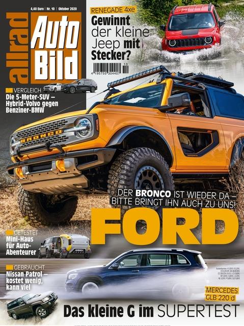 AUTO BILD Allrad 2020-09-04
