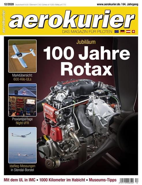Aerokurier Ausgabe 12/2020
