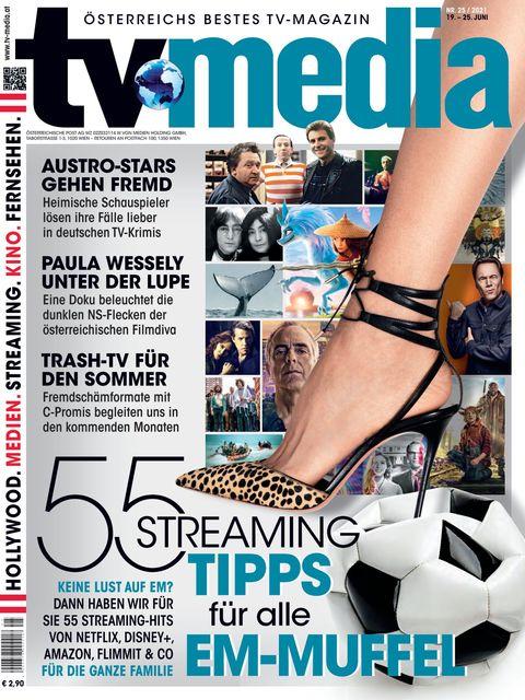 TV-Media Ausgabe 25/2021
