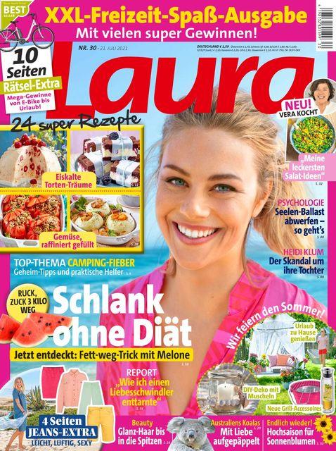 Laura Ausgabe 30/2021
