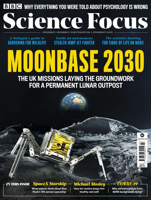 BBC Science Focus issue Summer 2020