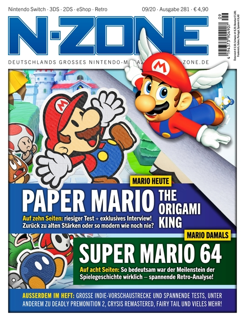N-ZONE Ausgabe 09/2020