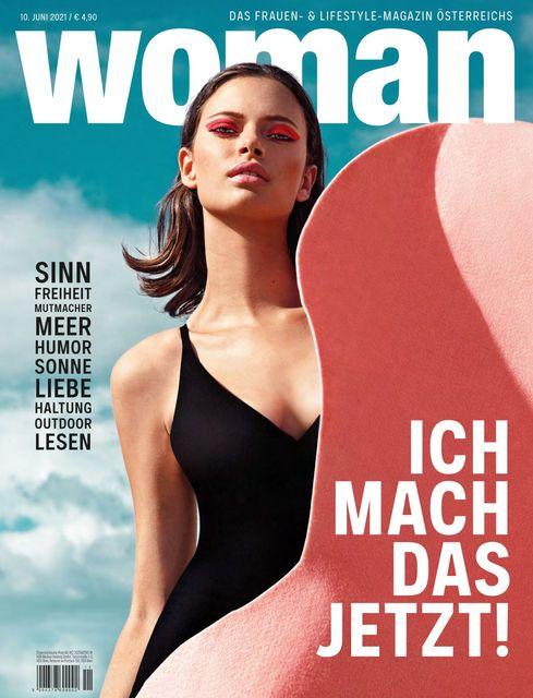 Woman Ausgabe 11/2021