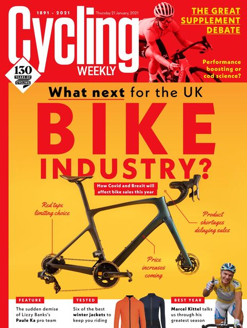 Cycling Weekly - The UK's Best Cycling Magazine 2021-01-21