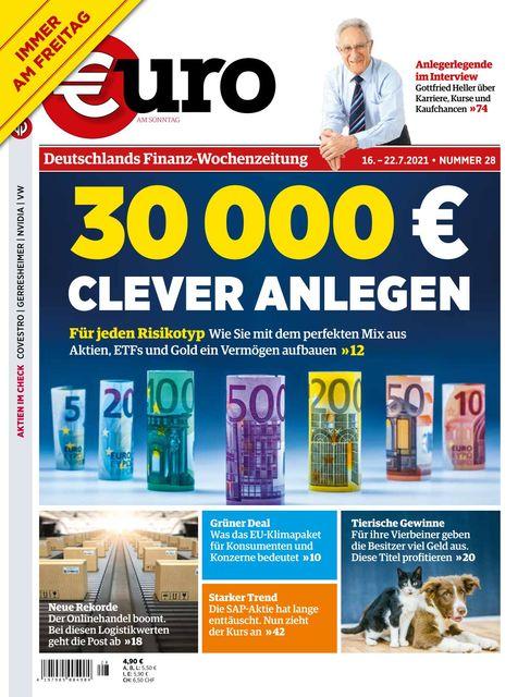 Euro am Sonntag 2021-07-16