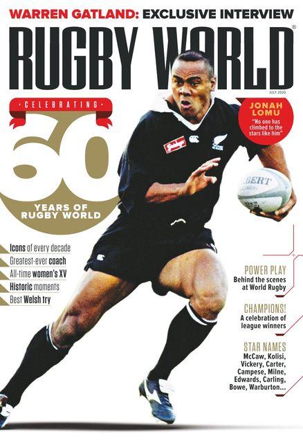 Rugby World Magazine 2020-06-09