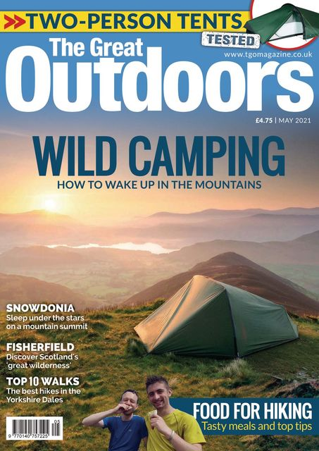 The Great Outdoors issue 05/2021