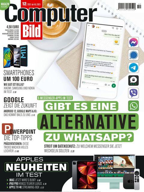 COMPUTER BILD Magazin 2021-06-04