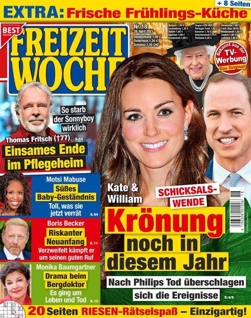 Freizeitwoche Ausgabe 18/2021