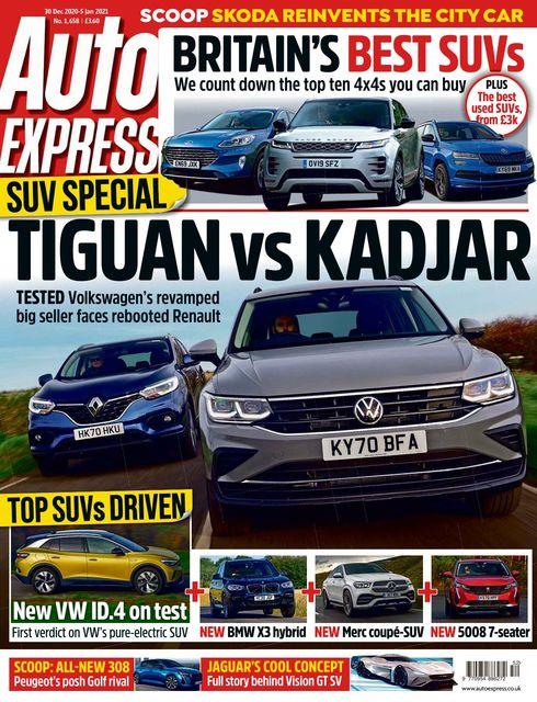Auto Express 2020-12-31