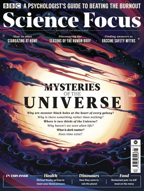 BBC Science Focus issue 01/2021