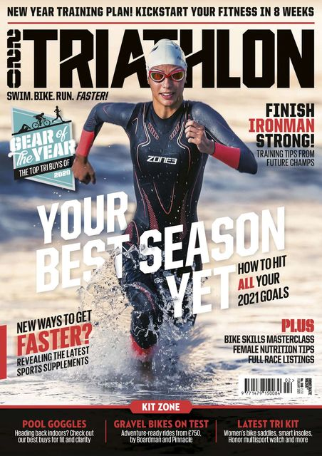 220 Triathlon issue 02/2021