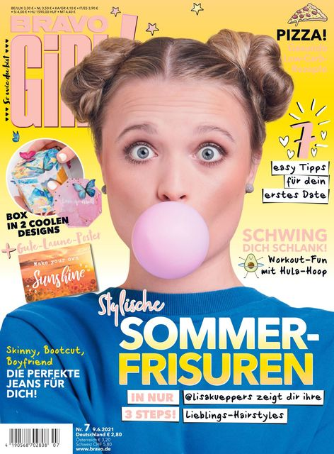 Bravo Girl! Ausgabe 7/2021