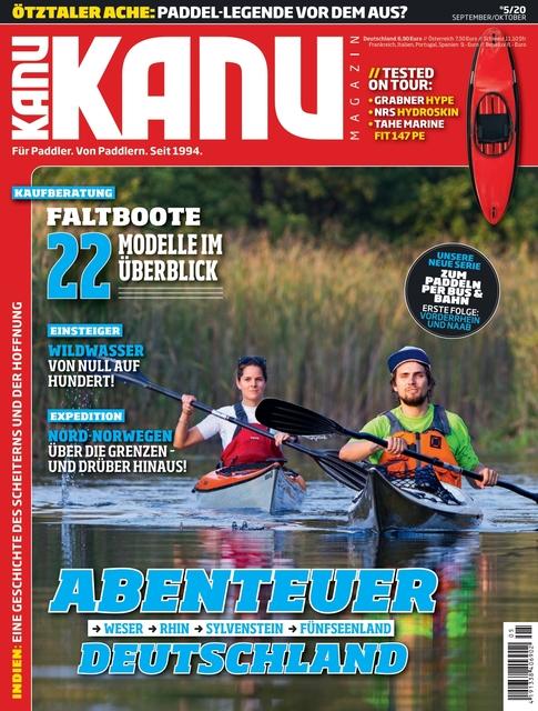 Kanu Magazin Ausgabe 05/2020