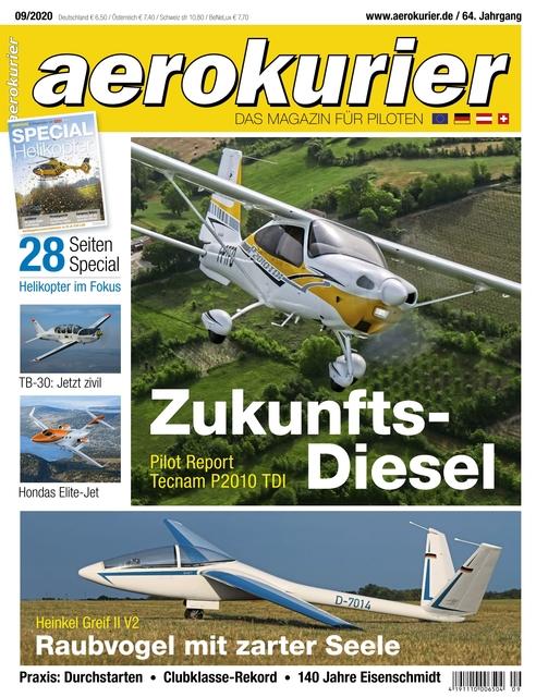 Aerokurier Ausgabe 09/2020