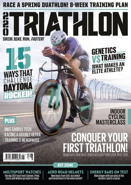 220 Triathlon issue 03/2021