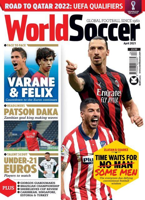 World Soccer issue 04/2021
