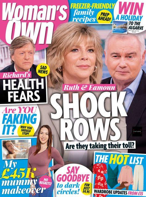 Woman's Own Magazine UK 2021-09-07