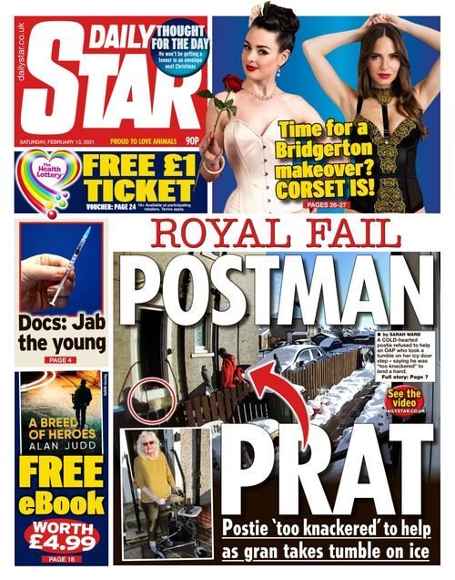 Daily Star 2021-02-13