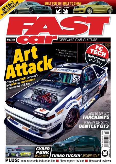 Fast Car issue 03/2021