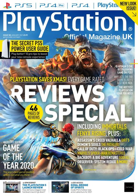 Official PlayStation Magazine 2020-12-15