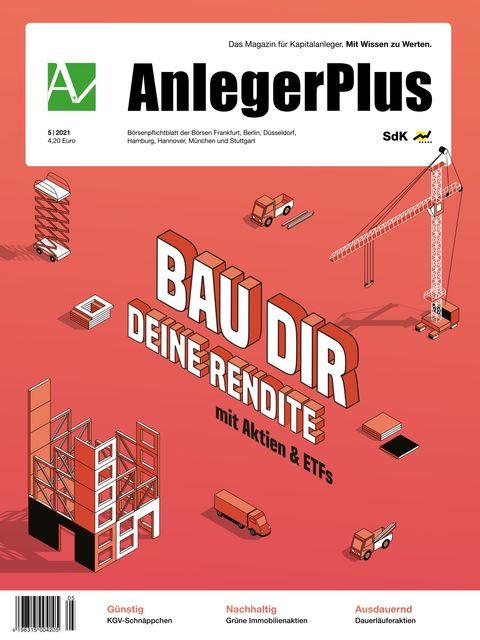AnlegerPlus Magazin 05/2021
