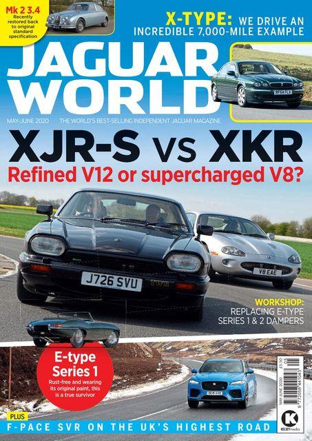 Jaguar World issue 05-06/2020