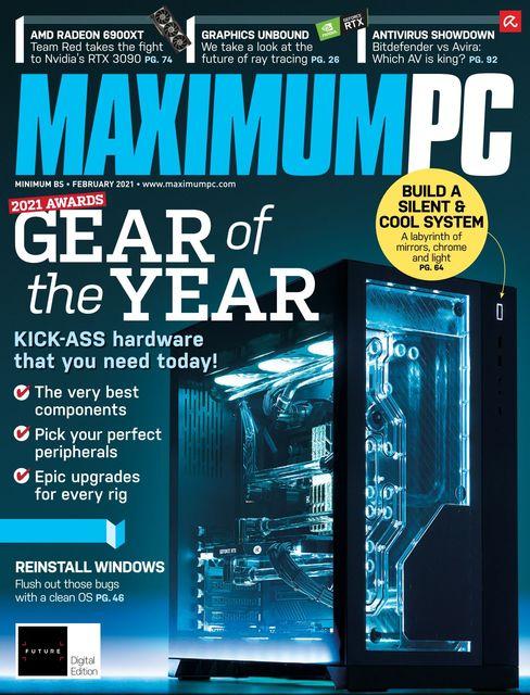Maximum PC Magazine 2021-02-02