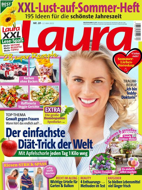 Laura Ausgabe 20/2021