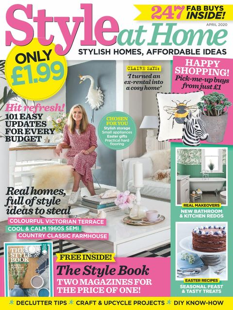 Style at Home Magazine 2020-03-04