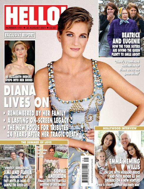 HELLO! issue 1701