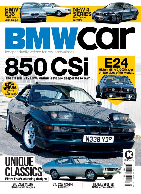 BMW Car issue 08/2020