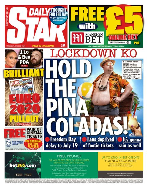 Daily Star 2021-06-15