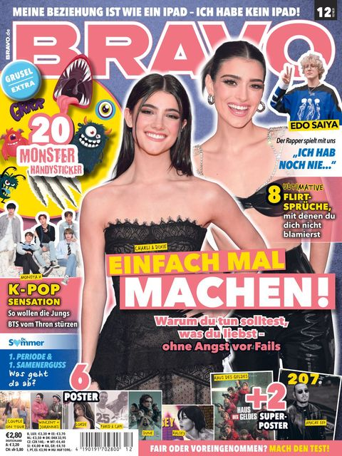 Bravo Ausgabe 12/2021