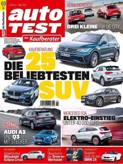 AUTO TEST Ausgabe 03/2021