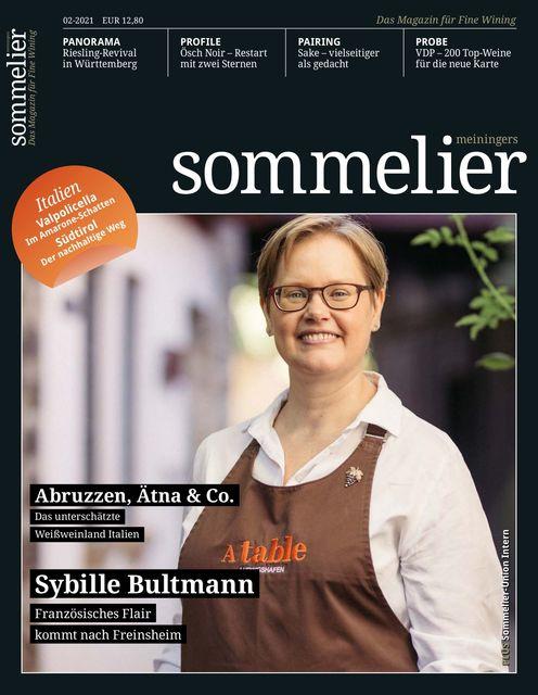 Meiningers Sommelier - Das Magazin für Fine Wining Ausgabe 02/2021