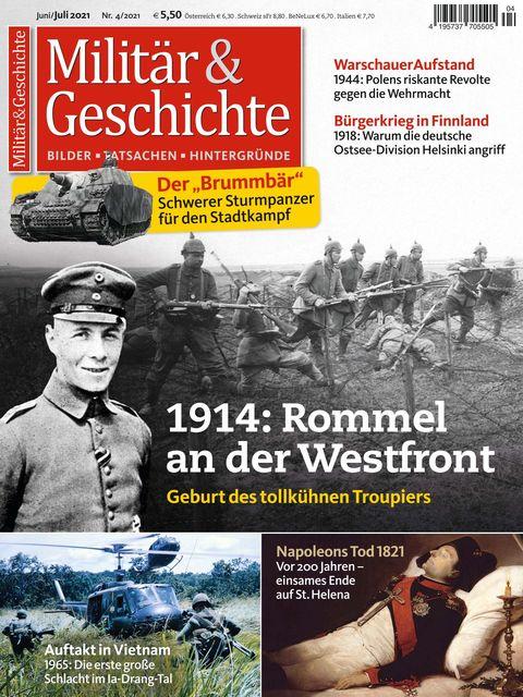 Militär & Geschichte Ausgabe militar/und-geschichte
