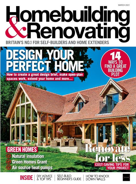 Homebuilding and Renovating 2021-01-28