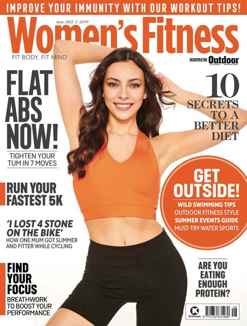Women's Fitness issue 06/2021