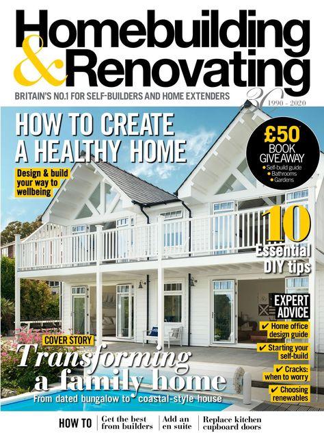 Homebuilding and Renovating 2020-05-28