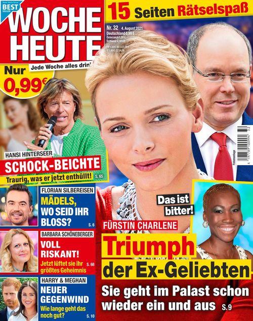 Woche Heute Ausgabe 32/2021