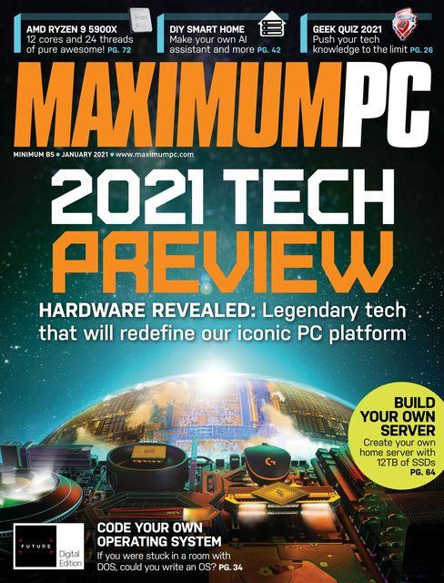Maximum PC Magazine 2021-01-05