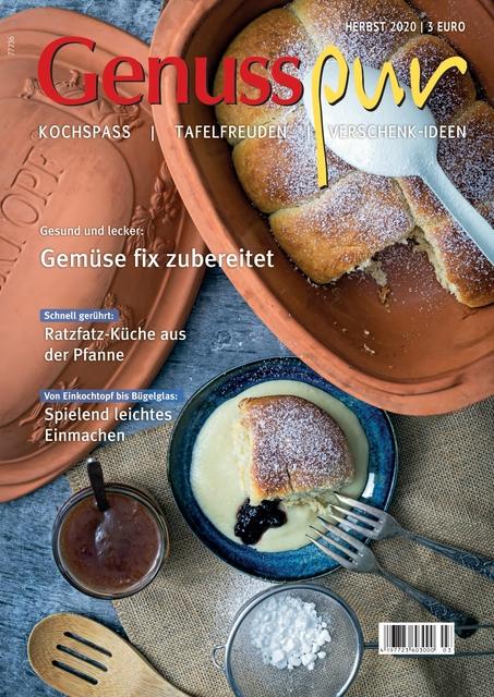 GENUSS PUR Ausgabe 03/2020