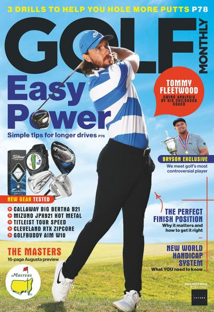 Golf Monthly Magazine 2020-10-08