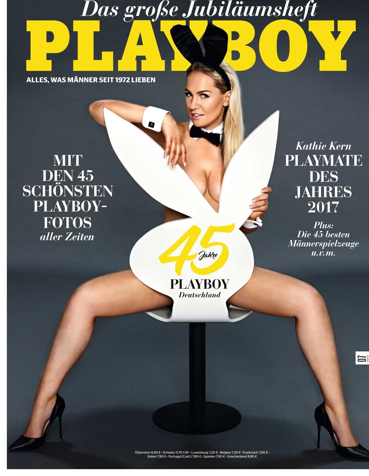 PLAYBOY - 45 Jahre Playboy Deutschland