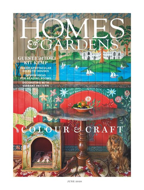 Homes & Gardens issue 06/2020