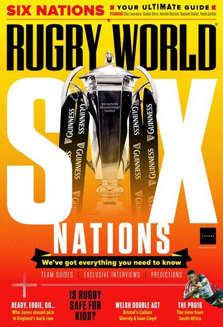 Rugby World Magazine 2021-02-02