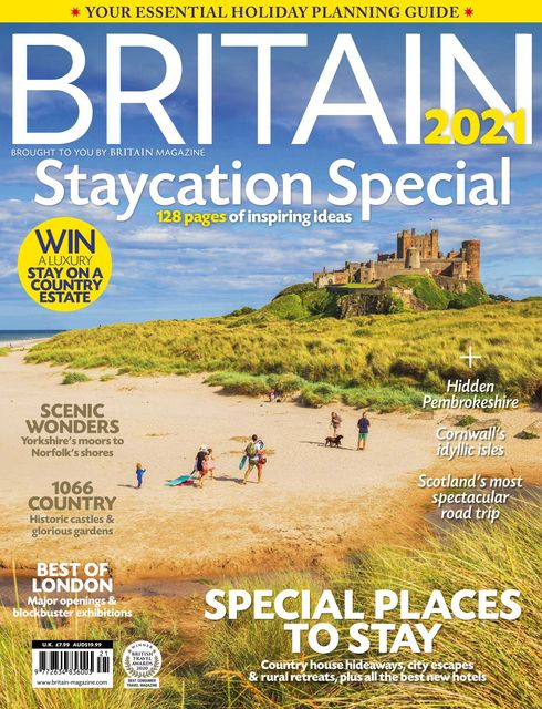 The Britain Guide issue 2021 - Staycation Special