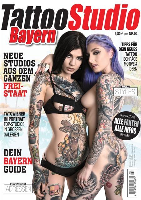 Tattoo Studio Sonderausgabe 2: Bayern